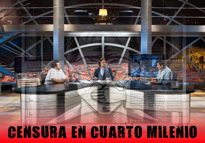 Censura en cuarto milenio contra el new world order for Donde ver cuarto milenio