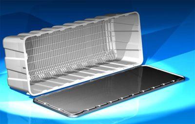 plastic-coffin