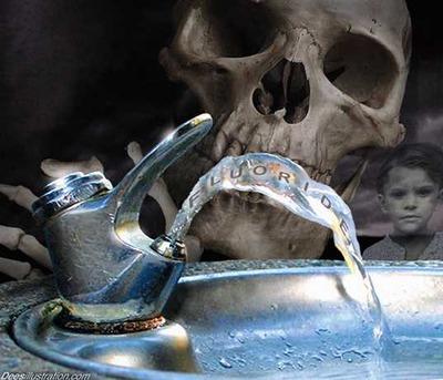 fluor-agua