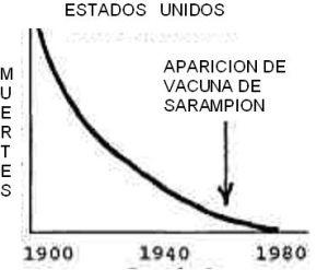 la falsa vacuna contra sarampion