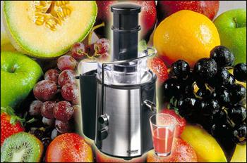 Frutas licuadora