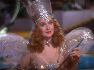 Simbologla del mago de Oz 1939-glinda