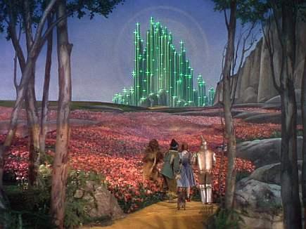 Simbologla del mago de Oz Wizard-of-oz-emerald-city