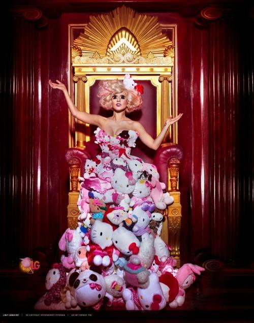 Lady Gaga, la verdad y su relación con los Illuminati