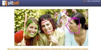Google adquiere Pittpatt, una empresa de software de reconocimiento facial