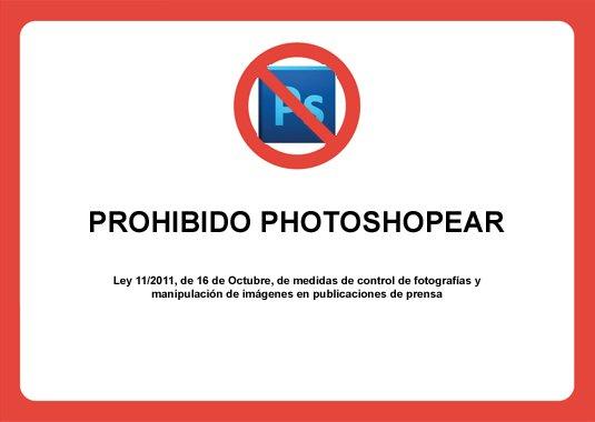 Prohibido Photoshop Llega a EEUU la ley anti retoque digital