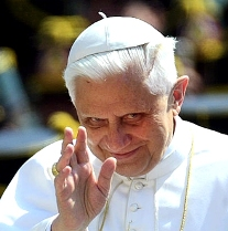 Papa Benedicto XVI - Posible dimisión (Abril-2012) Papa-joseph-ratzinger-benedicto