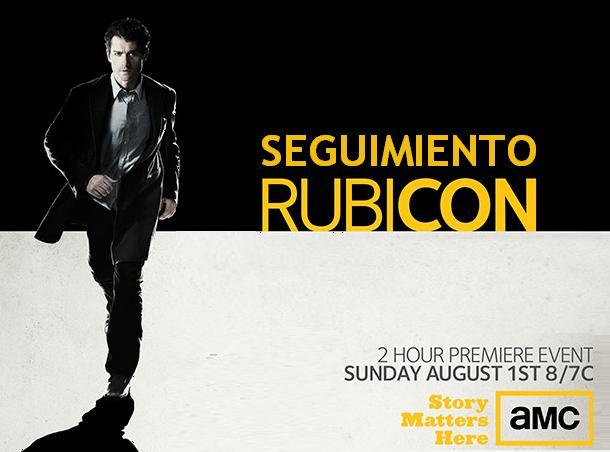 serie rubicon