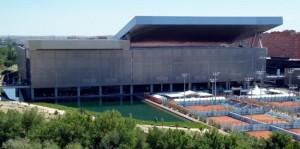 Caja Mágica, Madrid (en la imagen)